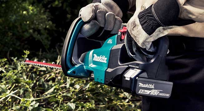 Hedgetrimmers starting from